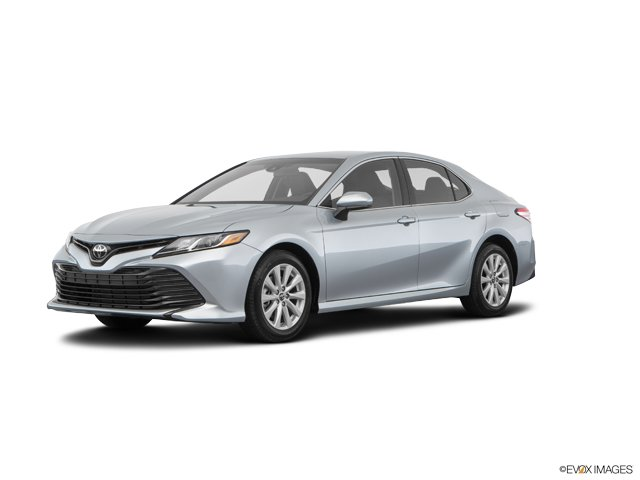 New 2020 Toyota Camry in Greenville, MS
