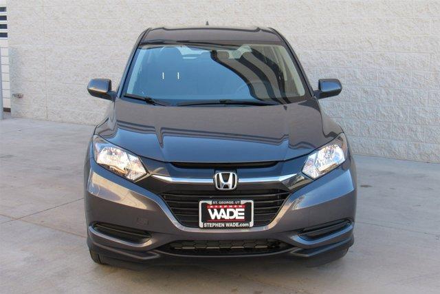 New 2016 Honda HR-V AWD 4dr CVT LX