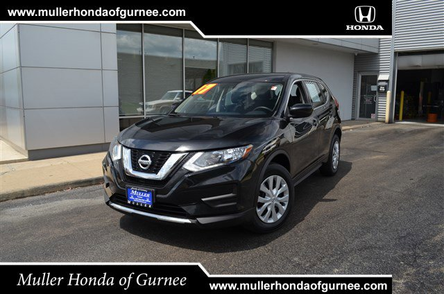 Used 2017 Nissan Rogue in Gurnee, IL
