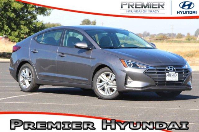 New 2020 Hyundai Elantra in Tracy, CA