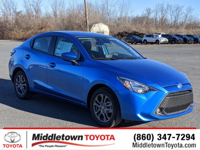 New 2020 Toyota Yaris in Middletown, CT
