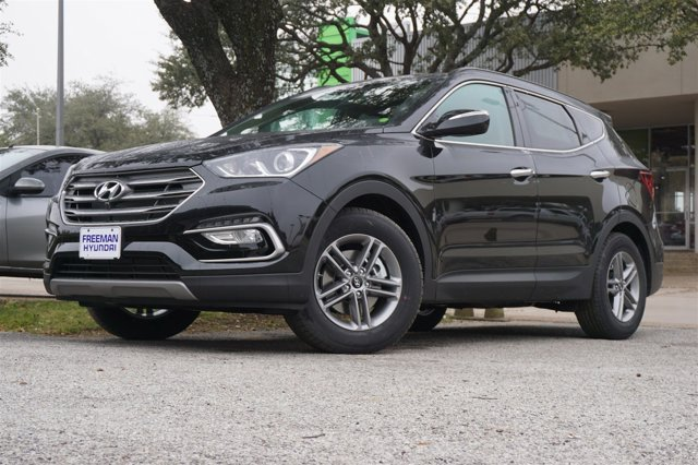 New 2017 Hyundai Santa Fe Sport in Irving, TX