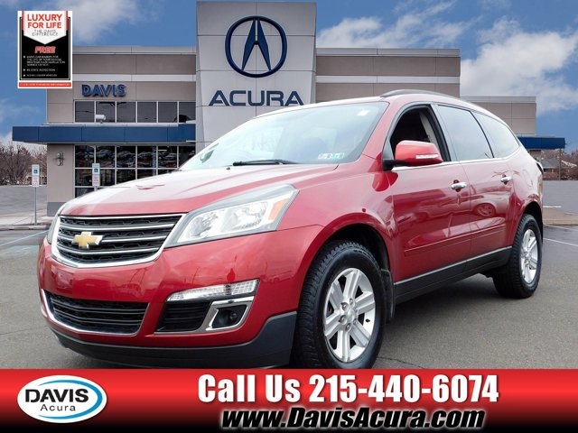 Used 2013 Chevrolet Traverse in Langhorne, PA