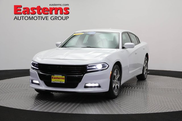 2016 Dodge Charger SXT Plus Rallye 4dr Car