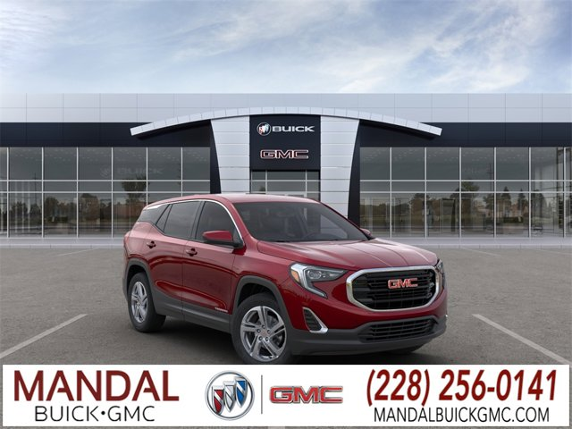 New 2020 GMC Terrain in D'Iberville, MS