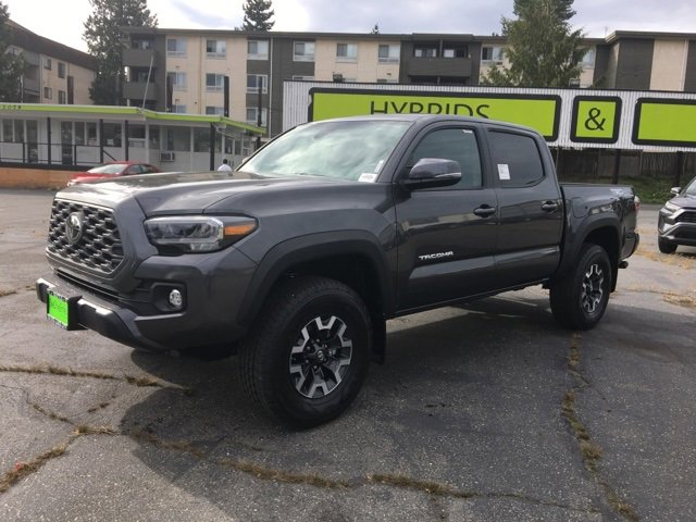2020 Toyota Tacoma TRD Off Road Double Cab 5' Bed V6 AT