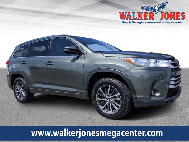 Used 2017 Toyota Highlander in Waycross, GA