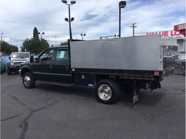 Used 1999 Ford F-550 Hydraulic Lift Bed
