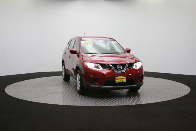 2016 Nissan Rogue for sale 124691 45