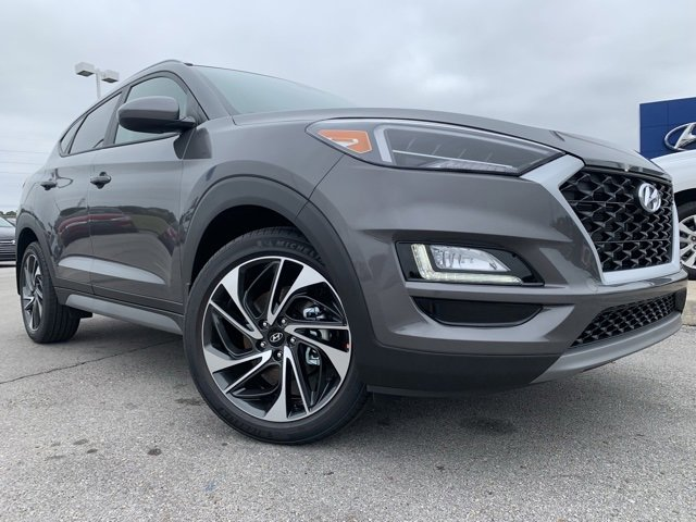 New 2020 Hyundai Tucson in Decatur, AL