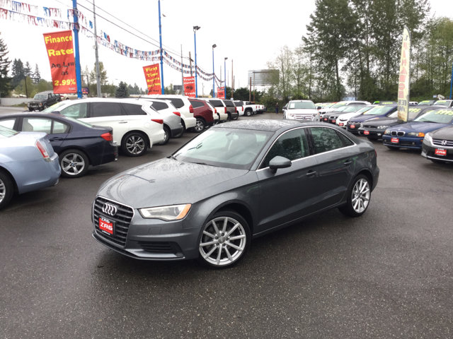 Used 2015 Audi A3 4dr Sdn FWD 1.8T Premium