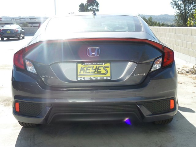 New 2016 Honda Civic Coupe 2dr CVT Touring
