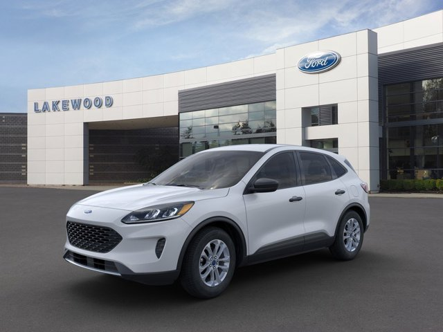 New 2020 Ford Escape in Tacoma, WA