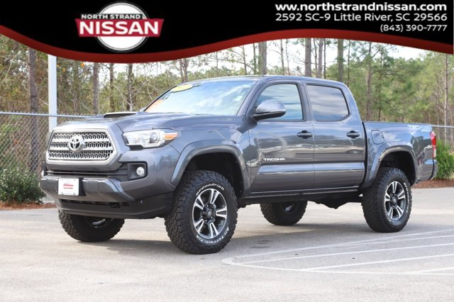 Used 2017 Toyota Tacoma in Little River, SC