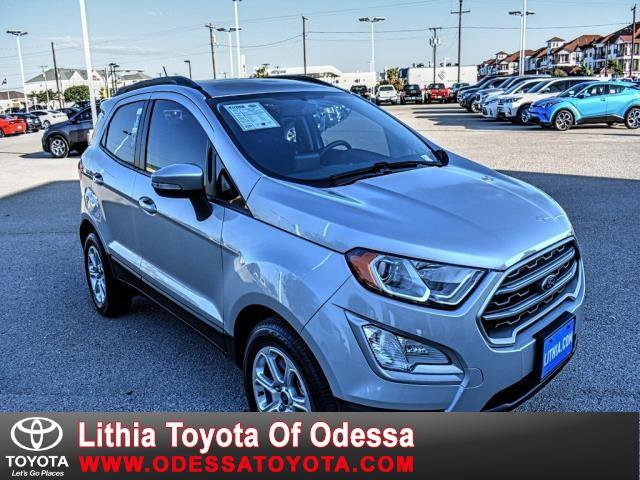 Used 2018 Ford EcoSport in Odessa, TX