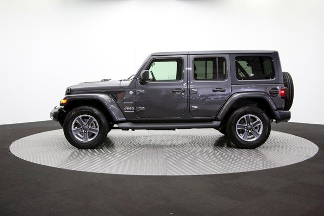 2019 Jeep Wrangler Unlimited for sale 123540 54