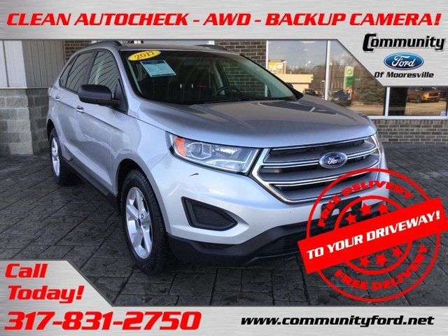 Used 2017 Ford Edge in Bloomington, IN