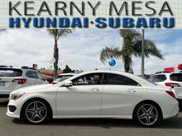 Used 2014 Mercedes-Benz CLA in Chula Vista, CA