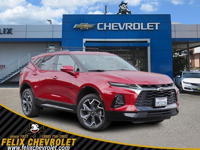 2019 Chevrolet Blazer RS FWD 4dr RS Gas V6 3.6L/ [2]