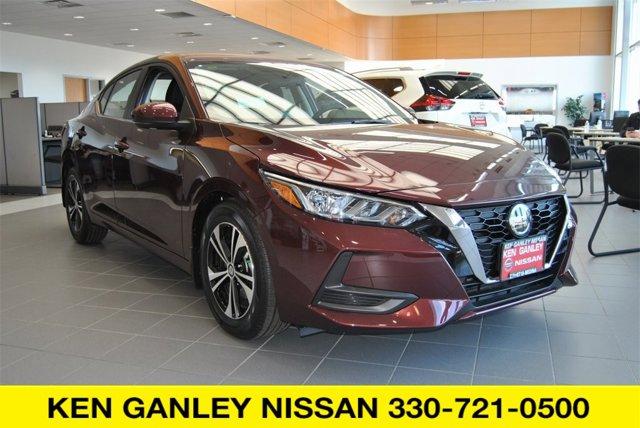 New 2020 Nissan Sentra in Medina, OH