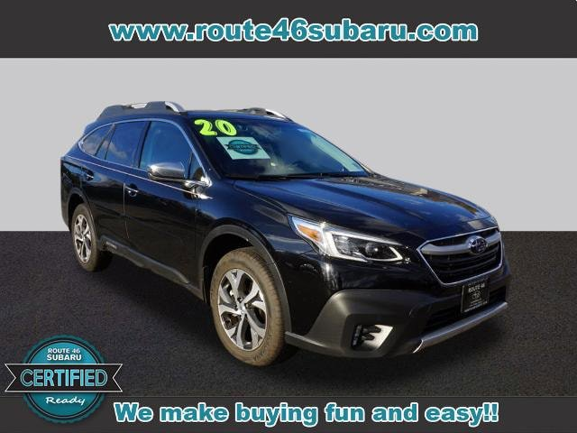 Used 2020 Subaru Outback in Little Falls, NJ