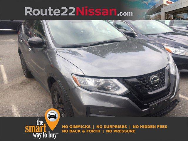 2018 Nissan Rogue SV AWD SV Regular Unleaded I-4 2.5 L/152 [22]