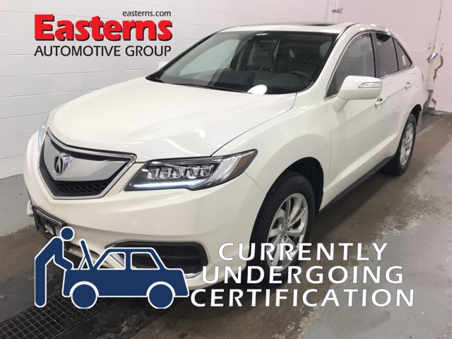 2017 Acura RDX Technology AcuraWatch Plus Sport Utility