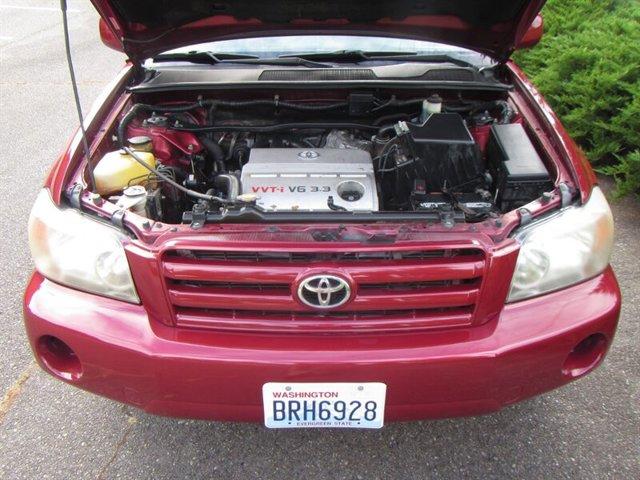 Used 2006 Toyota Highlander