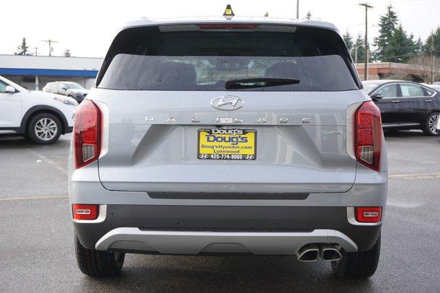 New 2020 Hyundai Palisade SEL AWD
