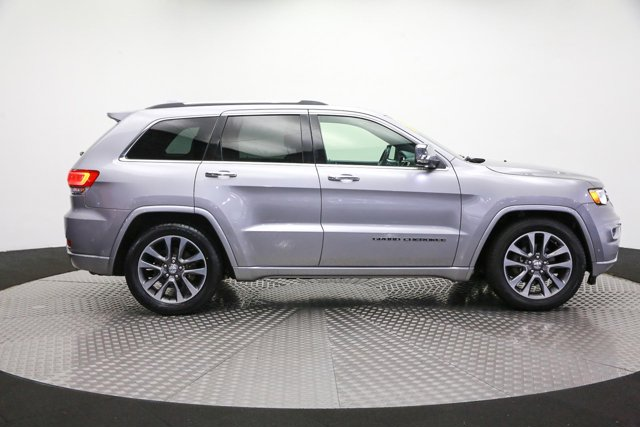 2017 Jeep Grand Cherokee for sale 122332 2