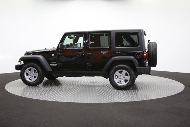 2016 Jeep Wrangler Unlimited 124726 56