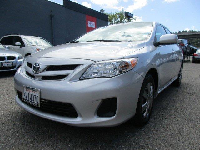 for sale used 2011 Toyota Corolla San Rafael CA
