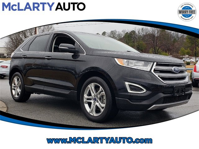 Used 2018 Ford Edge in Little Rock, AR