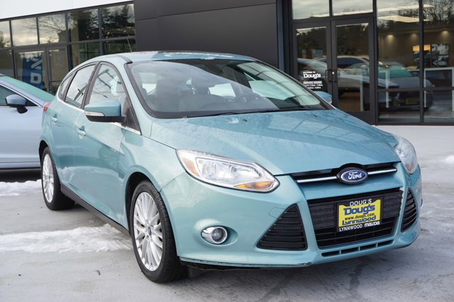 Used 2012 Ford Focus 5dr HB SEL