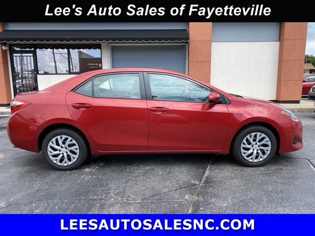 Used 2019 Toyota Corolla in Fayetteville, NC