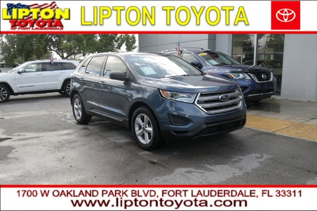 Used 2018 Ford Edge in Ft. Lauderdale, FL