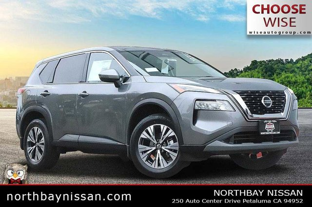 2021 Nissan Rogue SV FWD SV Regular Unleaded I-4 2.5 L/152 [11]