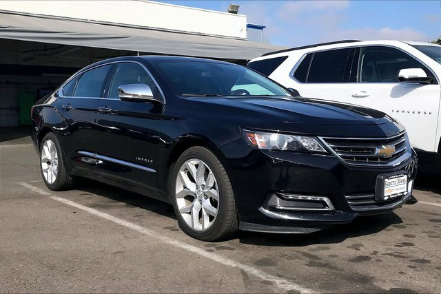 Used 2019 Chevrolet Impala in Chula Vista, CA