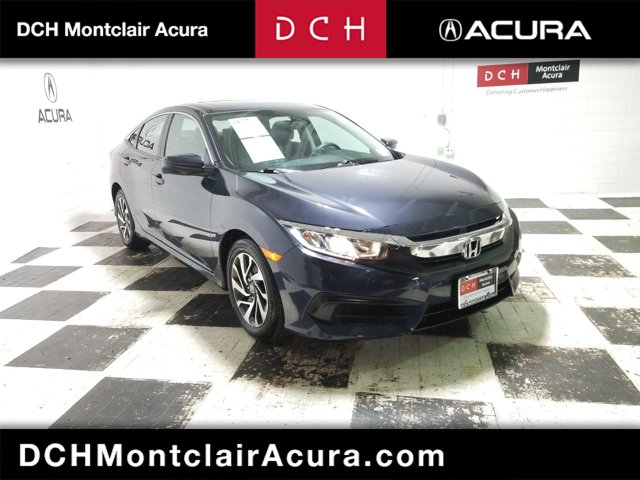 Used 2017 Honda Civic Sedan in Verona, NJ