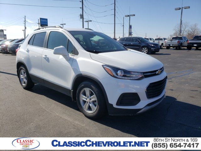 Used 2017 Chevrolet Trax in Owasso, OK