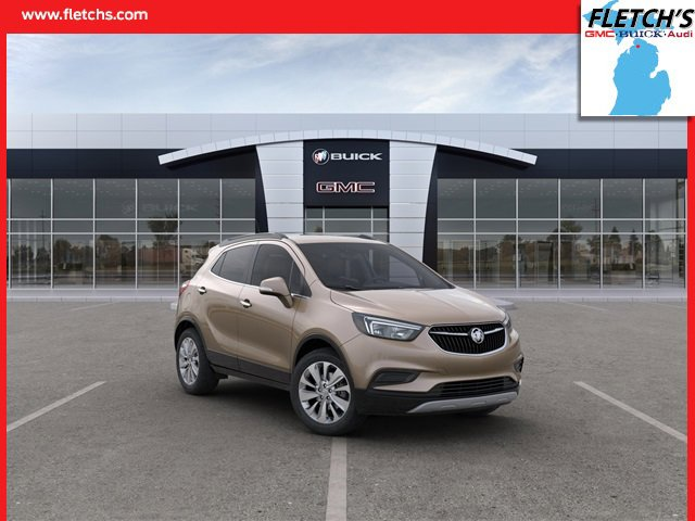 New 2019 Buick Encore in Petoskey, MI