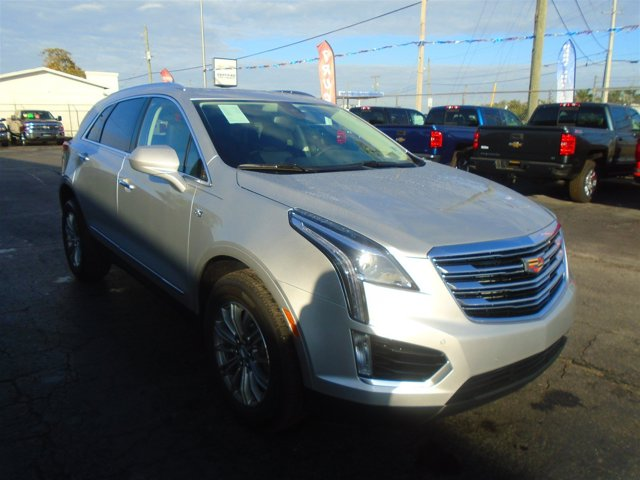 New 2017 Cadillac XT5 in Arcadia, FL
