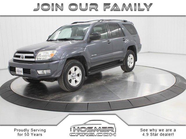 Used 2005 Toyota 4Runner in Mason City, IA