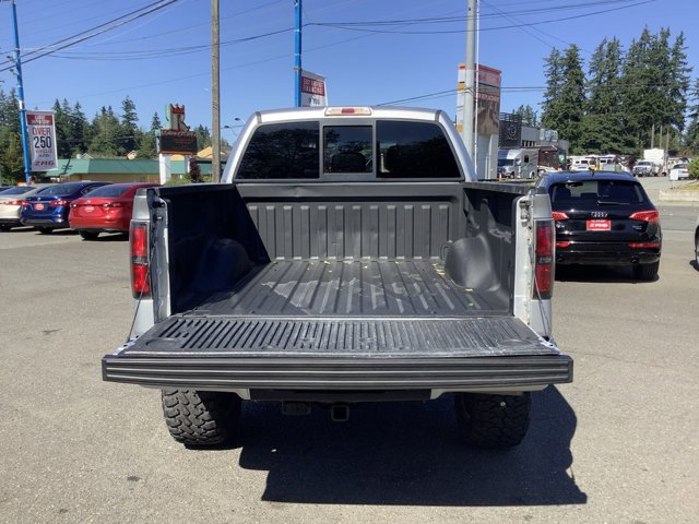Used 2011 Ford F-150 4WD SuperCrew 145 FX4