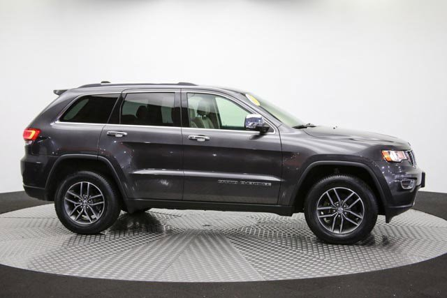 2017 Jeep Grand Cherokee for sale 123313 42