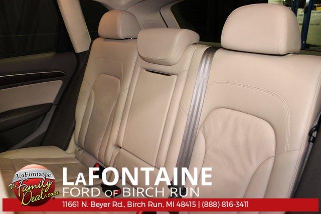 2017 Audi Q5 Premium Plus Utopia Blue Metallic