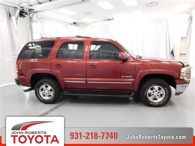 Used 2002 Chevrolet Tahoe in Manchester, TN
