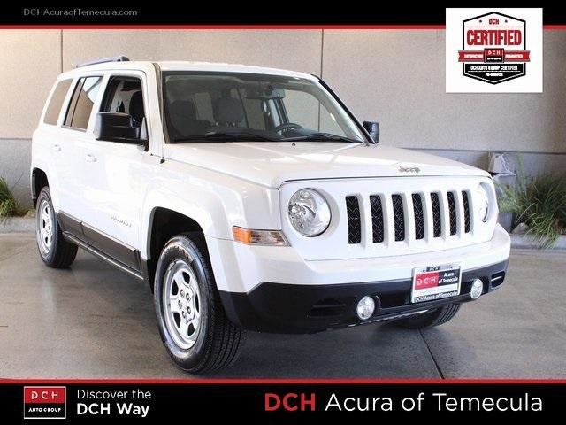 Used 2016 Jeep Patriot in , CA