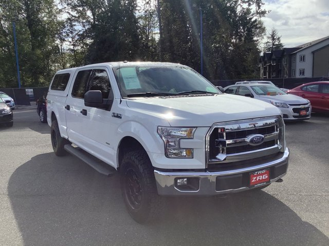 Used 2015 Ford F-150 4WD SuperCrew 157 XLT