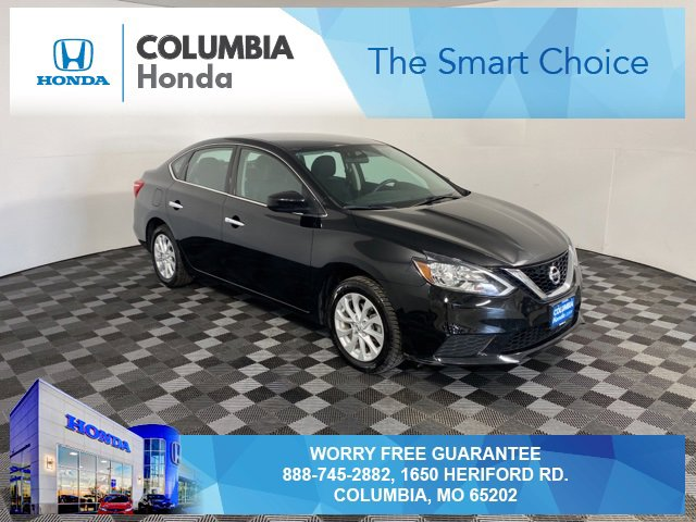 Used 2019 Nissan Sentra in Columbia, MO